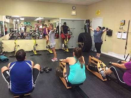 Studio 4 Fitness Exercises