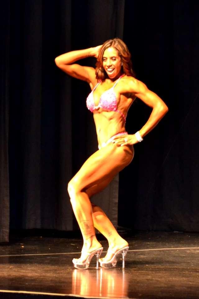 Naomi Competing