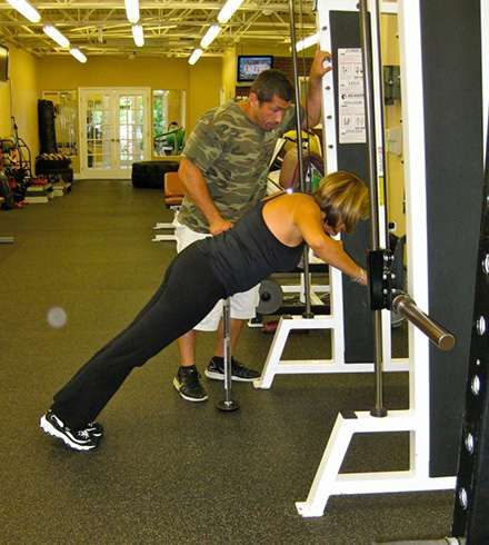Practice for Personal Trainer