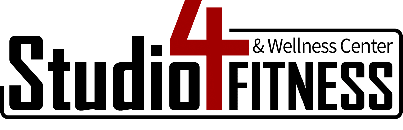 Studio 4 Fitness Logo